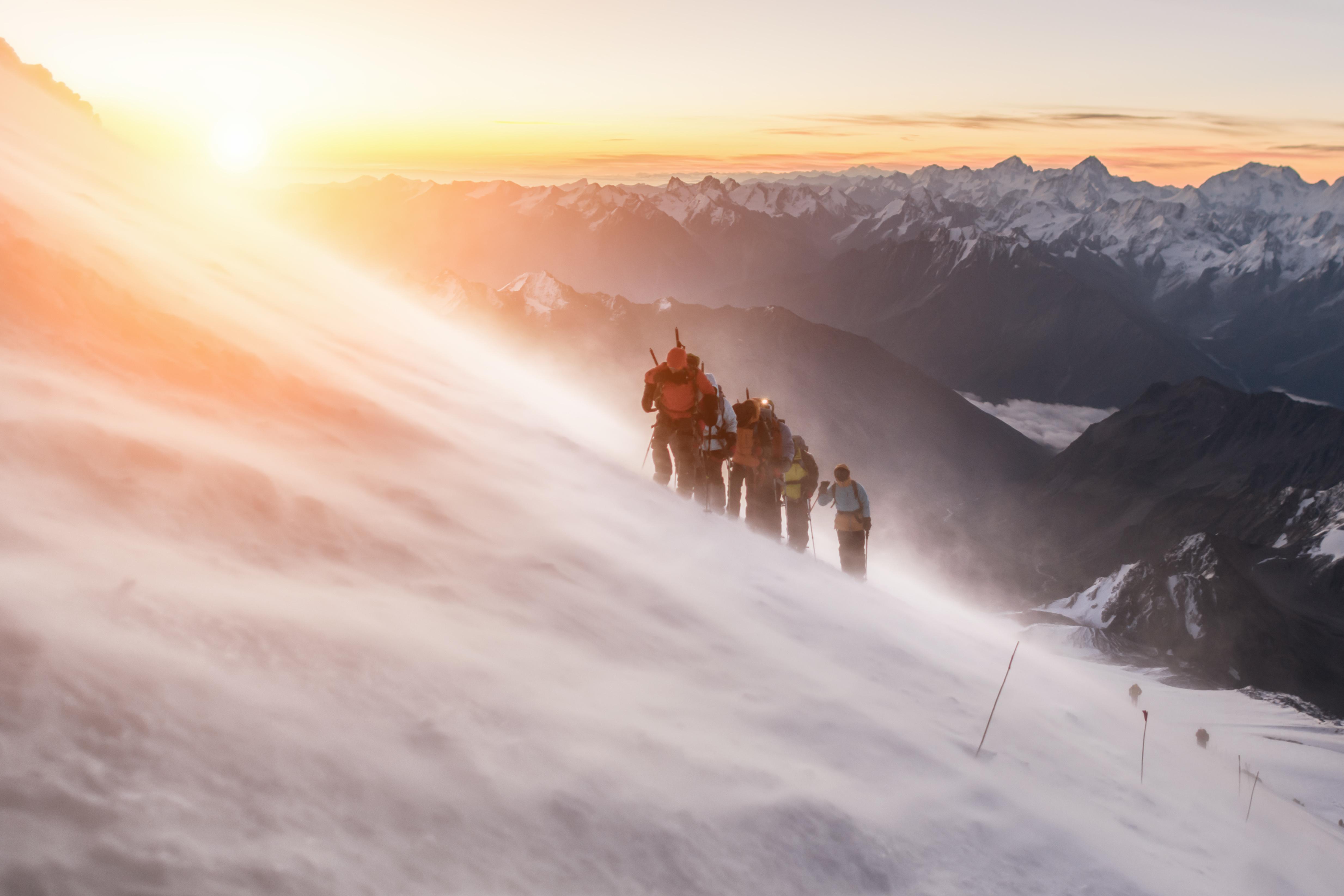 Elbrus Expeditie